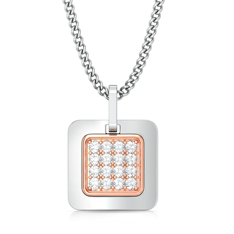 Lasting Impression Diamond Pendants