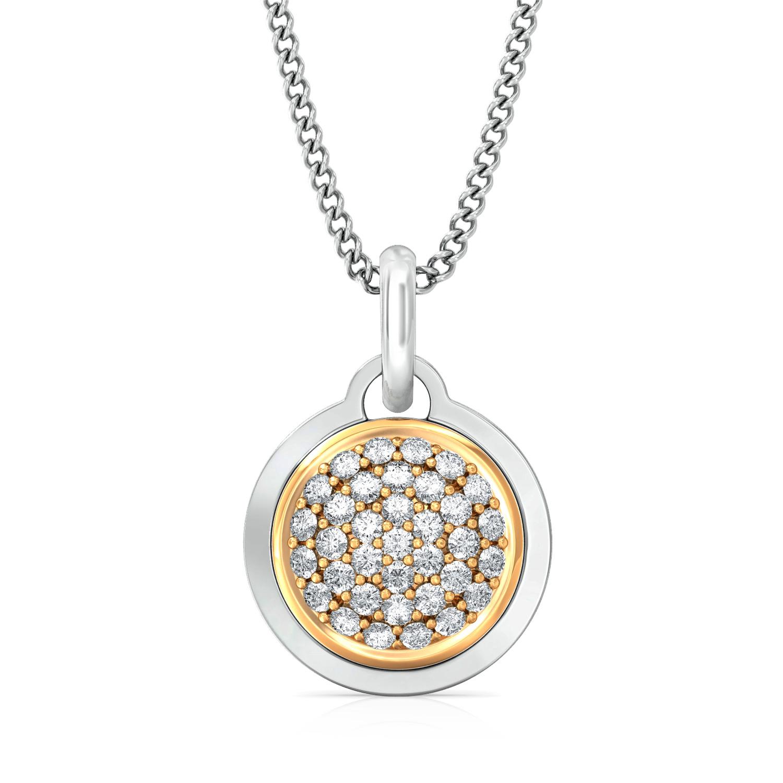 Stylish Forever Diamond Pendants