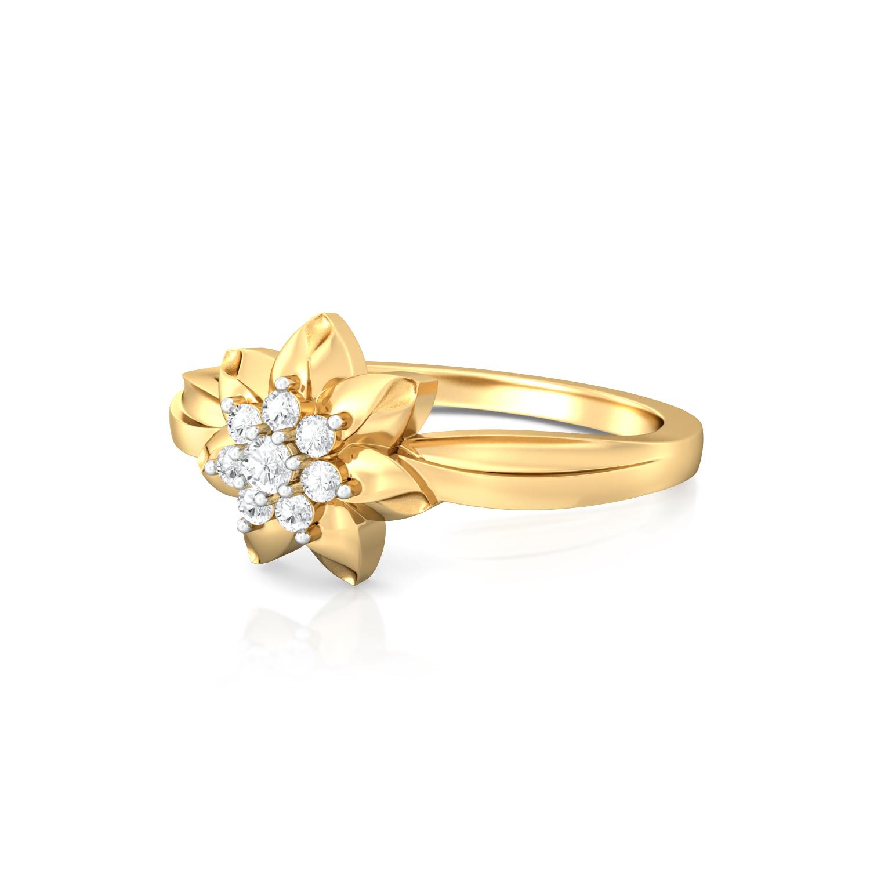 Lily Love Diamond Rings