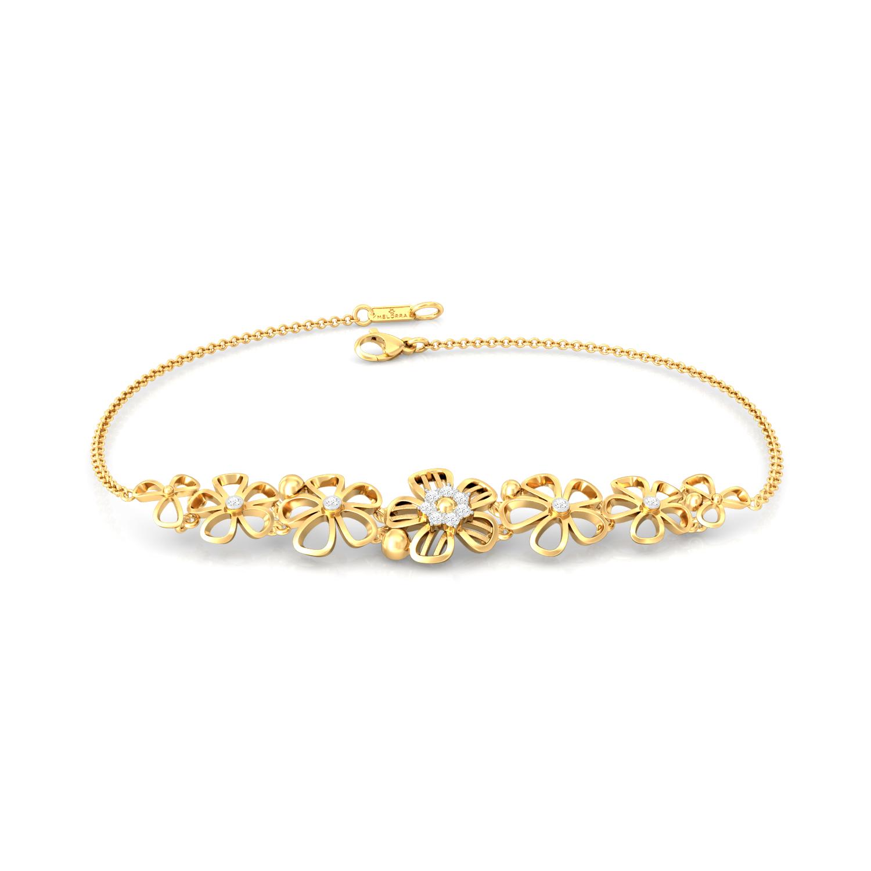 Daisy-Dee Diamond Bracelets