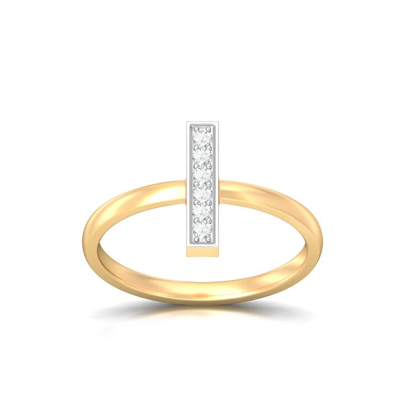 Linear equation Diamond Rings