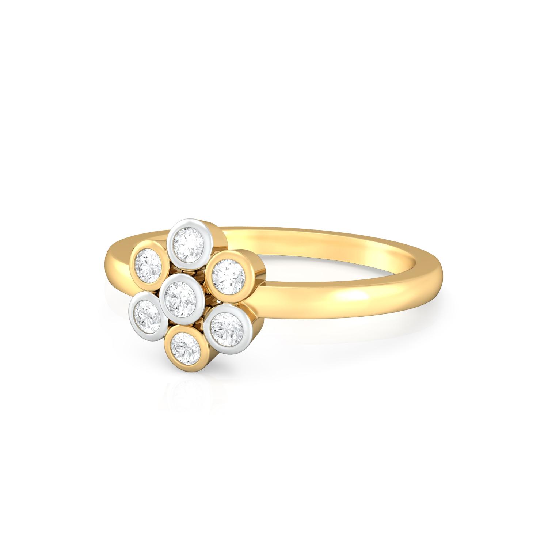 Star Light Star Bright  Diamond Rings