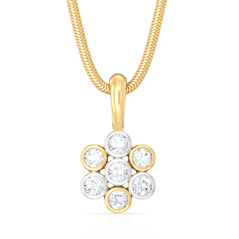 Star Light Star Bright  Diamond Pendants