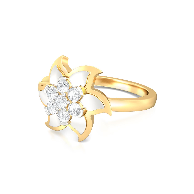 Cosmos Diamond Rings