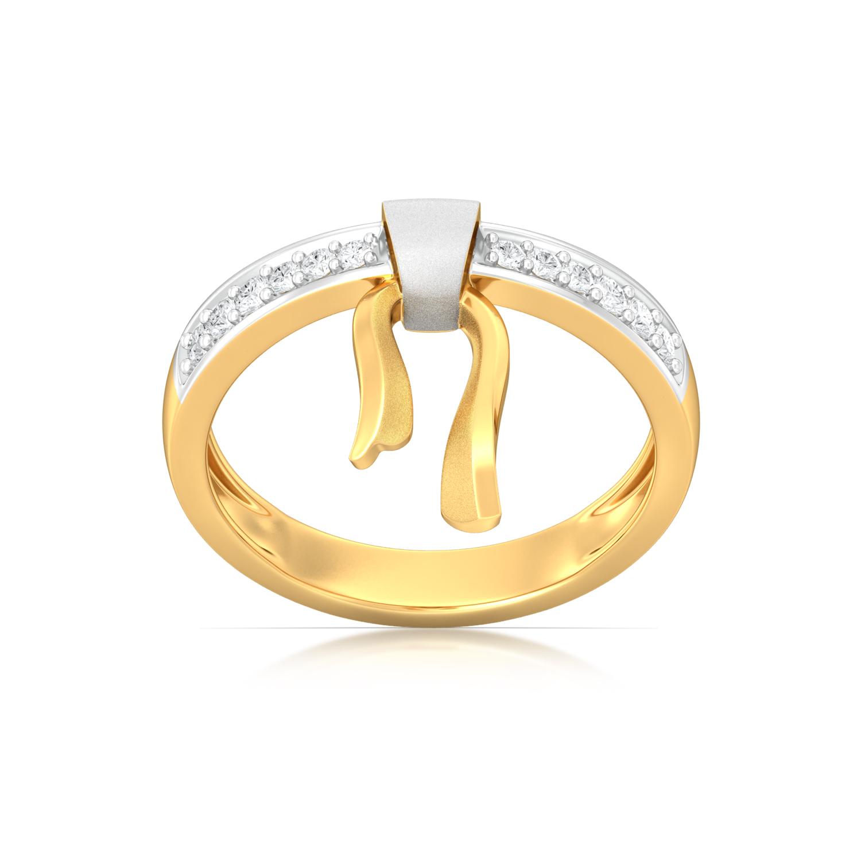 Untie Diamond Rings
