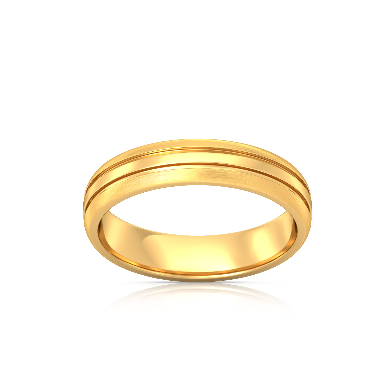 Timeless beauty Gold Rings