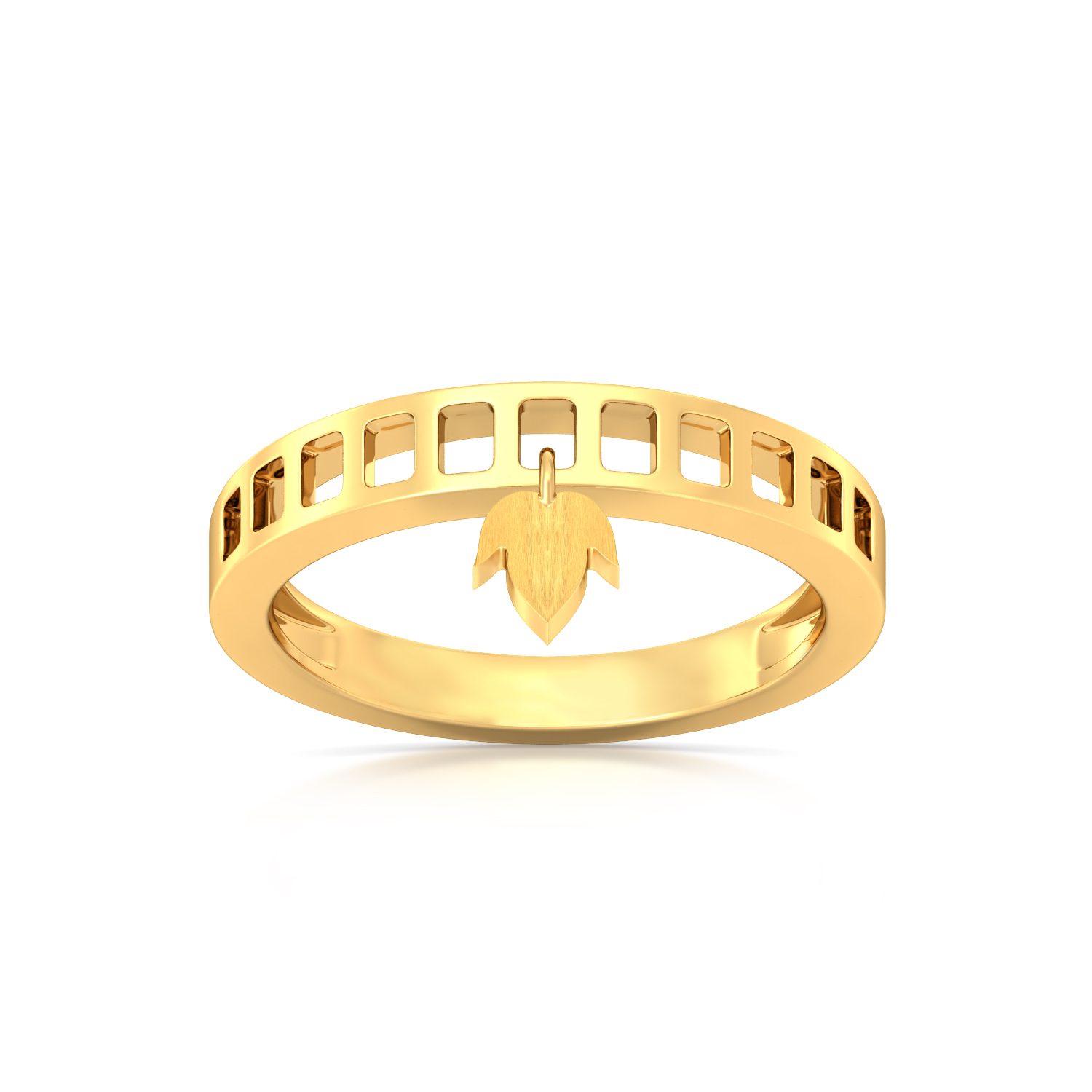 Whimsical mix Gold Rings