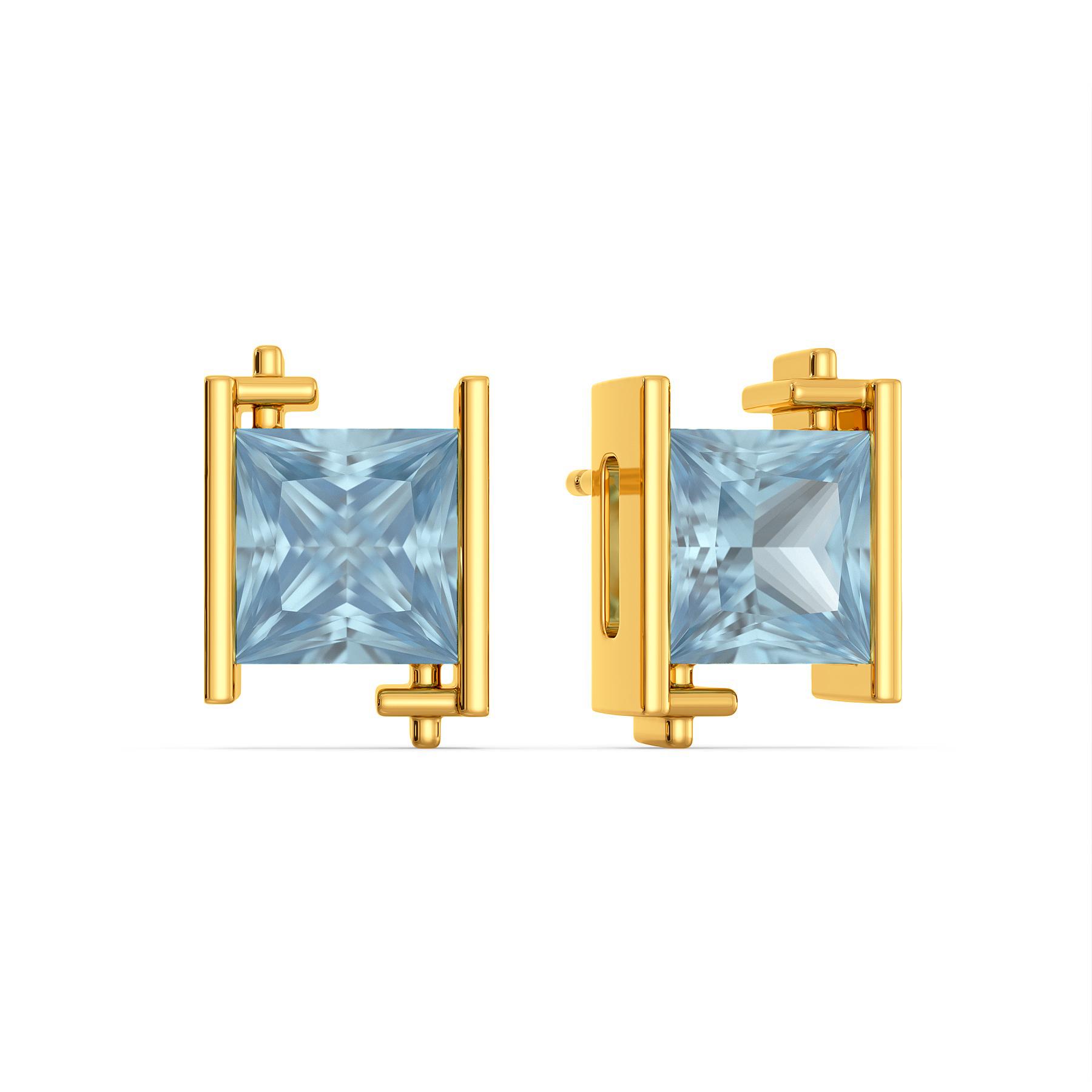 Pastel Comfort  Gemstone Earrings