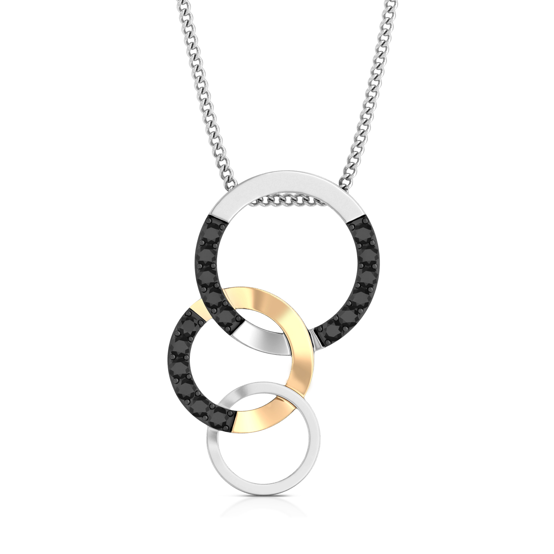 Olympia Diamond Pendants