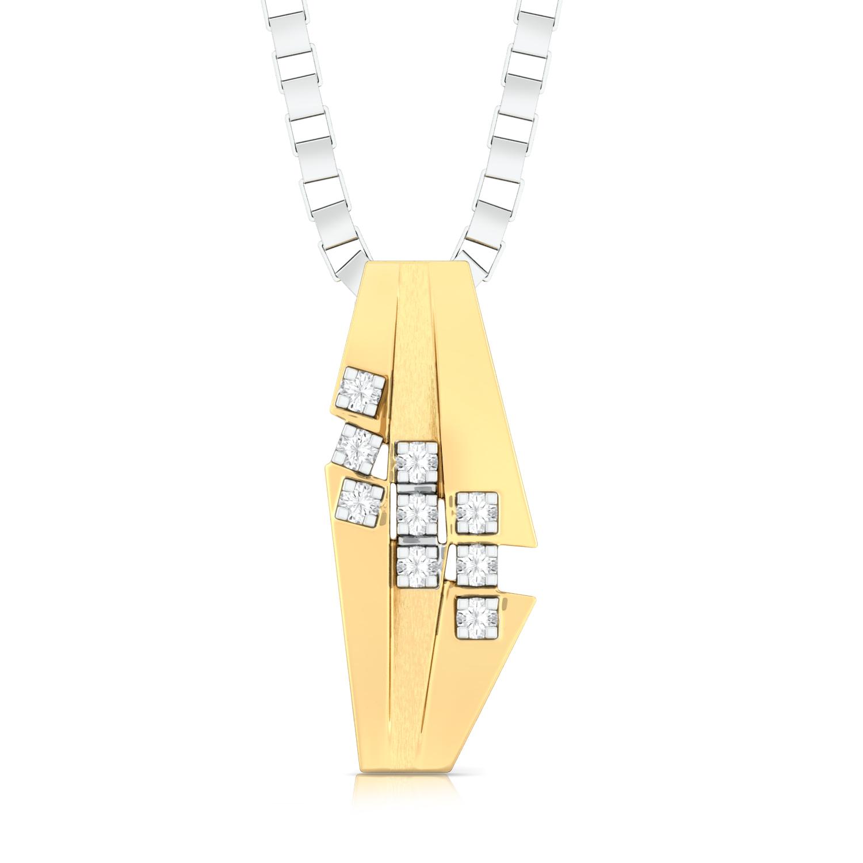 Wild Card Diamond Pendants