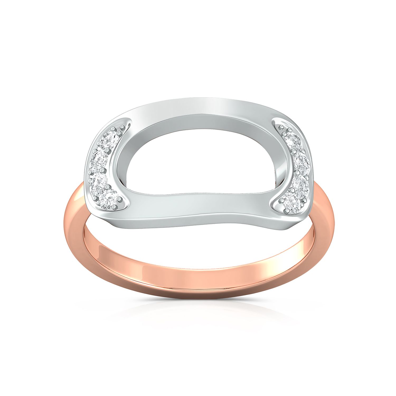 Lean Bean Diamond Rings