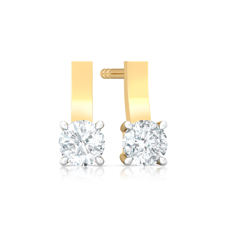 One Love Diamond Earrings