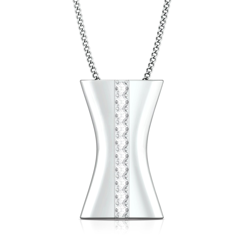 Corset Diamond Pendants