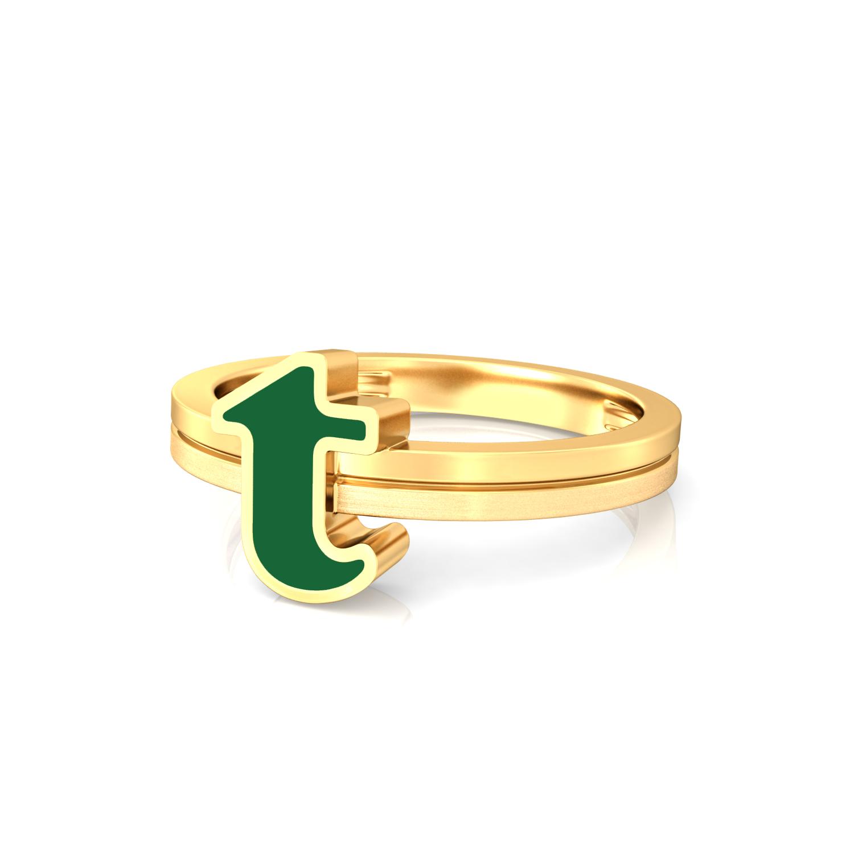 Trendsetter Gold Rings