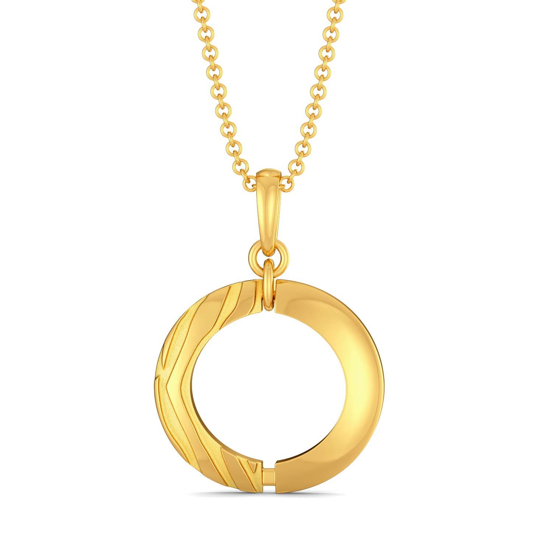 Catzmatazz Gold Pendants