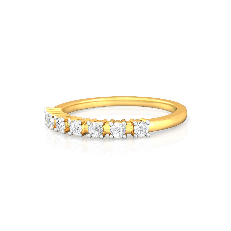 Oh-So-Vintage Diamond Rings