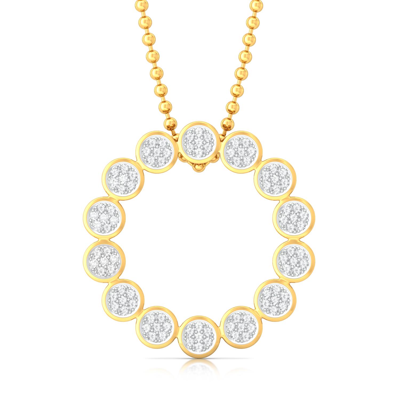 Coco Diamond Pendants
