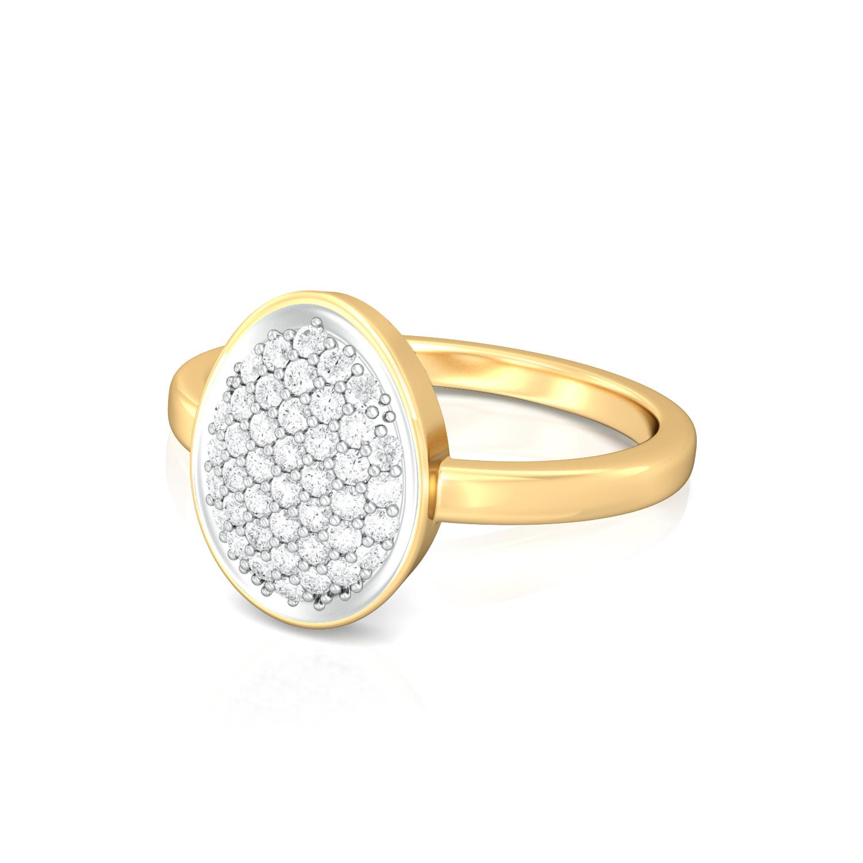 Diva Divine Diamond Rings