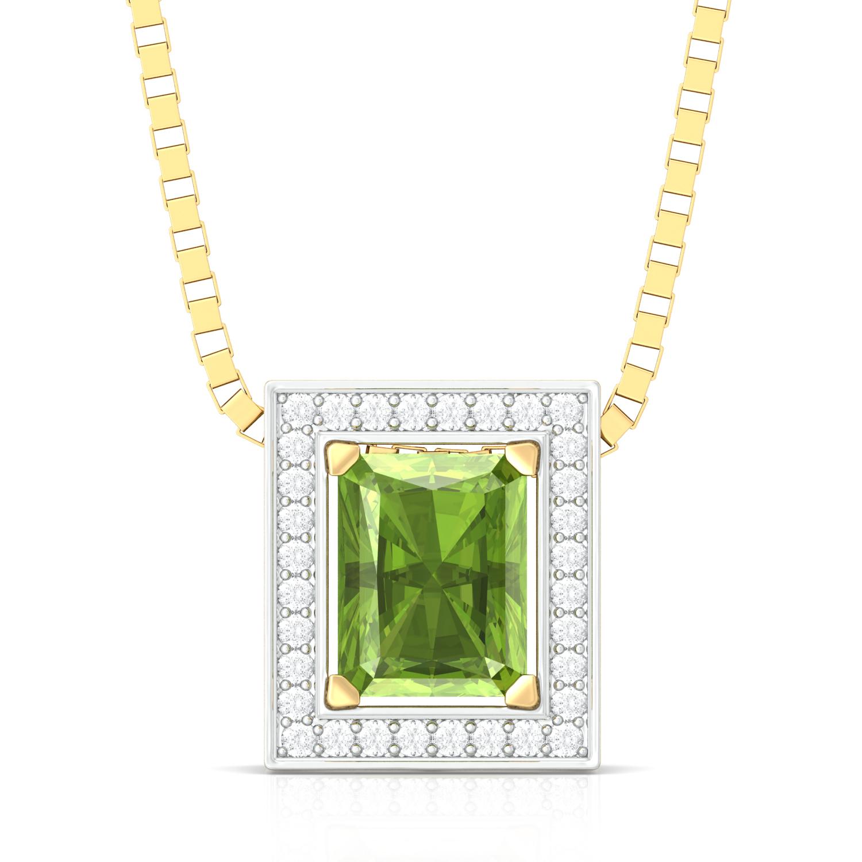 Wild Forest Diamond Pendants
