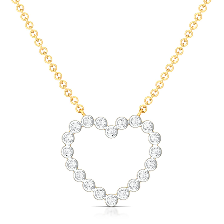 So Saccharine! Diamond Necklaces