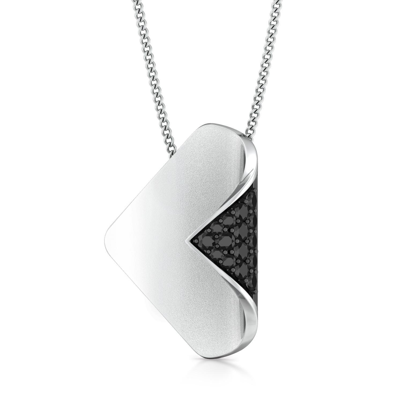 Paperwork  Diamond Pendants