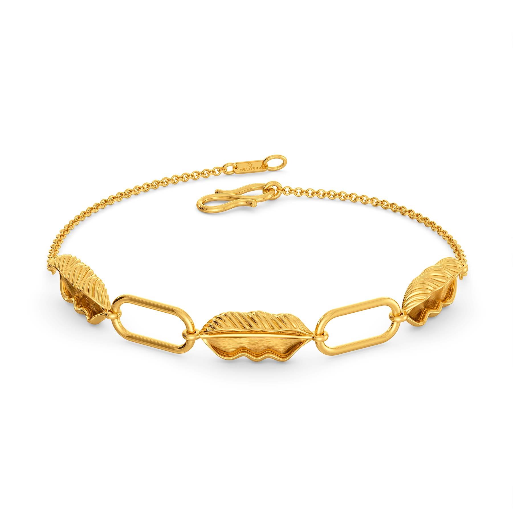 Endless Summer Gold Bracelets